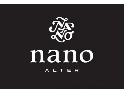 nano alter 第二弾は「PEEL&LIFT」コラボTシャツ
