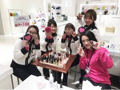 天神コア×福岡美容専門学校コラボ企画!FUKUBIチャリティネイルイベントを開催します!