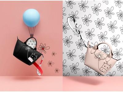 2021年の干支、丑(うし)とともに新年の幕開けを祝う「ル プリアージュ(R) キュイール」限定デザイン、2020年12月31日(木)新登場