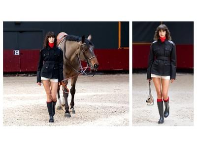 ロンシャン2021年秋冬コレクション「tres paris(トレ パリ)」