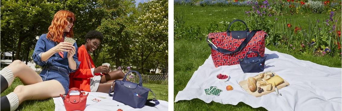 フレンチシックにパリ祭を祝う新作バッグ「Le Pliage(R) tres paris(ル プリアージュ(R) トレ パリ)」他が2021年6月29日(火)新登場