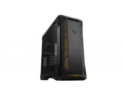 耐久性を重視したThe Ultimate Force (TUF) Gaming シリーズ初のミドルタワーPCケース「TUF Gaming GT501 Case」を発表