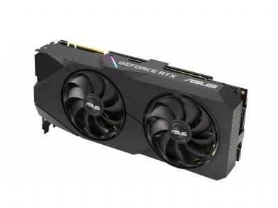 GeForce(R) RTX SUPER(TM)を搭載したビデオカード、「DUAL-RTX2070S-O8G-EVO」、「DUAL-RTX2060S-O8G-EVO」を発表