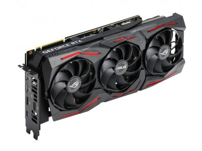 Dual BIOSスイッチ搭載の「ROG-STRIX-RTX2070S-A8G-GAMING」とデュアルボールベアリングファン採用の「TURBO-RTX2070S-8G-EVO」ビデオカード2製品発表