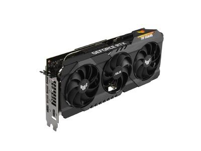 NVIDIA(R) GeForce RTX(TM) 3080搭載ビデオカード「TUF-RTX3080-10G-GAMING」の発売日決定