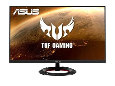 最大165Hz駆動、応答速度1msで滑らかな映像によるストレスフリーなゲームプレイを可能にする23.8型ゲーミングモニター「TUF Gaming VG249Q1R」を発表