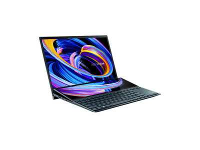 生産性が飛躍的に向上する2画面搭載のノートパソコン「ASUS ZenBook Duo 14」および「ASUS ZenBook Pro Duo 15 OLED UX582LR」を発表