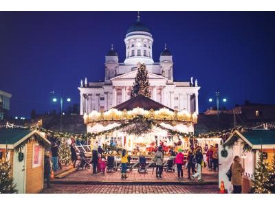 サンタの国・フィンランドで過ごすクリスマス フィンランドの幻想的なクリスマススポットを紹介 ~12月1日からフィンランド・クリスマス・カレンダーキャンペーンを実施~