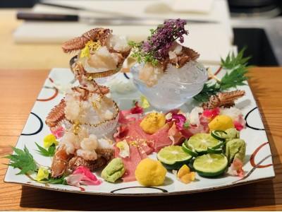 1日最大10組限定!!GINZAで楽しむ豪華絢爛な『銀座ろばた紫雲(しうん)』 2019年7月22日にニューオープン