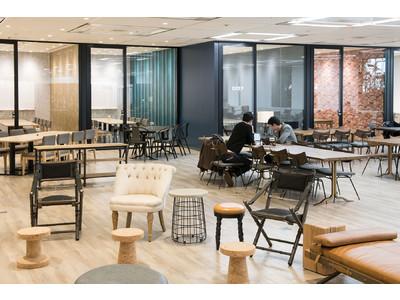 自社運営のスモールオフィスブランド「Cozy Works」第二弾、「Cozy Works Kamiyacho」2020年9月1日開業