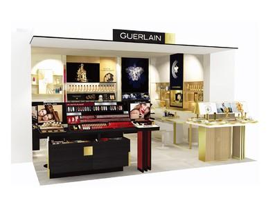 【ゲラン】阪急うめだ本店 ゲランがリニューアル オープン。パリ本店に次ぐ、アジア初・最新のモダンでよりラグジュアリーな空間に進化