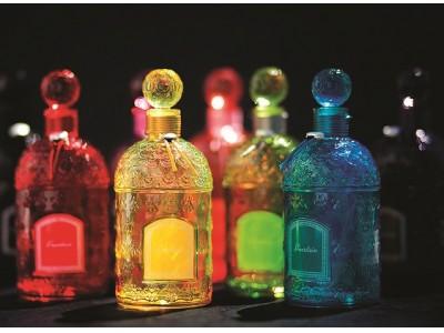 アートのようにカラフルでモダンなビーボトルと、代表的な人気の香りが融合「カラー ビーボトル」 ラ ブティック ゲラン GINZA SIX店に日本初登場