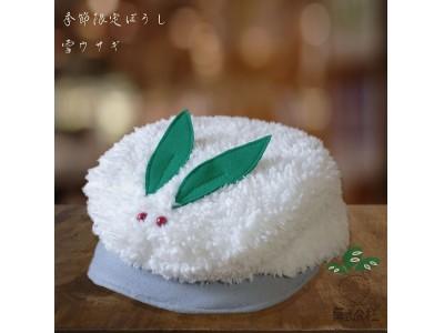 【ふわっふわ!!】季節限定!雪ウサギの帽子がヴィレヴァンオンラインに登場しました!!