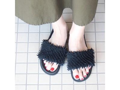 【伝統工芸×ファッション】有松絞りがサンダルになってヴィレヴァンオンラインに新登場!!