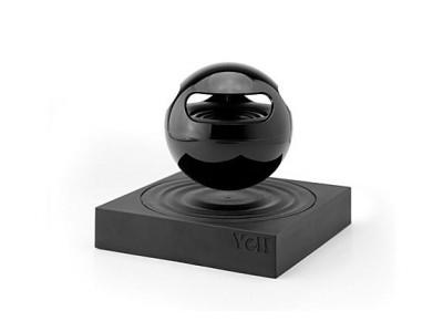 【浮遊するスピーカー】浮かびながら360度に音を拡散する、新世代の球体ワイヤレススピーカーが登場!