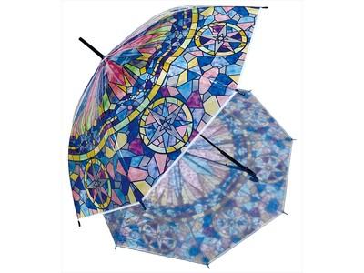【キラキラ】ステンドグラス傘がヴィレヴァンオンラインに新登場!