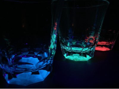 【夜桜を楽しむグラス】話題の『月光グラス』にタンブラーver登場!お花見に持っていきたい魔法のグラスがヴィレヴァン通販に!