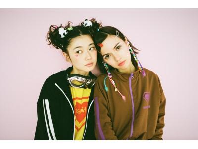 X-girlと『SUPER LOVERS(スーパーラヴァーズ)』のコラボレーションが2月28日(金)発売