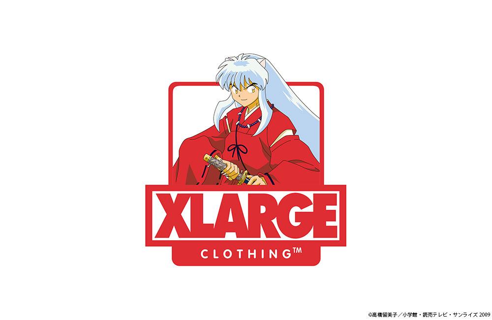 5月15日(土) XLARGE×犬夜叉コラボレーション発売 画像
