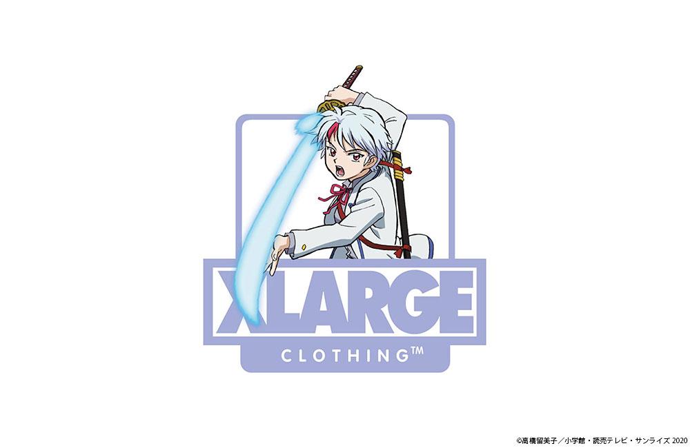 5月15日(土)  XLARGE×半妖の夜叉姫コラボレーション発売 画像