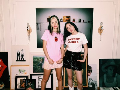 X-girl×スタイリスト ヴァナ・ヤングスタイン(Vanna Youngstein)初のコラボレーションを6/29(金)発売