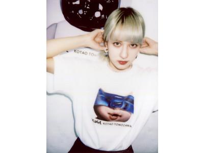 X-girlは画家の友沢こたおとの初のコラボレーションを実現!個展