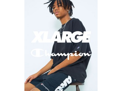 4.26.fri XLARGE×Champion