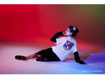 X-girl が『MTV』とのコラボレーションコレクションをリリース