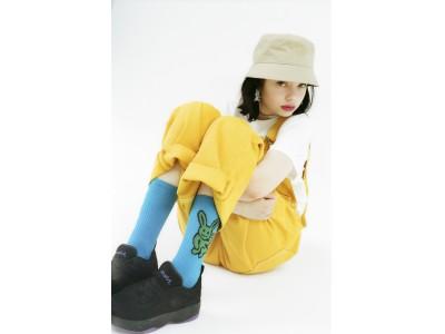 X-girl がスケートシーンで絶大な支持を集めるシューズブランド『DC Shoes(ディーシーシューズ)』とのコラボレーションを8月9日(金)発売