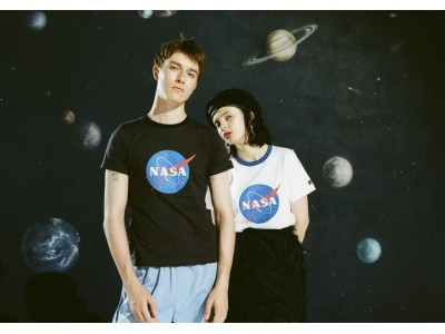 X-girl が「NASA(アメリカ航空宇宙局)」とのタッグを組み エクスクルーシブなシリーズを8月9日(金)発売