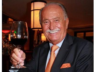「ウルフギャング・ステーキハウス」創業オーナー・ウルフギャング氏と楽しむ「ケンゾー エステイト」ワインフェア