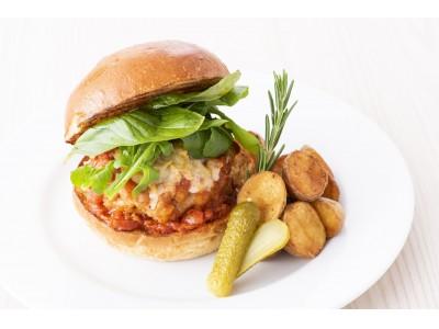 ニューヨークレストラン「サラベス」品川店 5周年記念スペシャルメニュー第2弾「ミートボールスライダー」