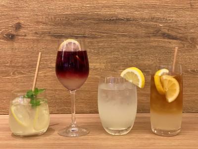 「サラベス」ルミネ新宿店 NYテイストにアレンジしたレモネード各種で夏に爽やかなひと時を『Summer Lemonade Collection』