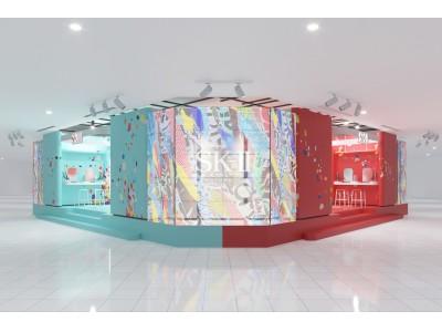 SK-IIの次世代スキンケア・ストア、伊勢丹新宿店に登場 これまでにないスキンケア・ショッピングを体験!