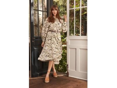 """毎日を楽しく自由に過ごしたい""""現代の女性""""に向けたファッションブランド『ELLE PARIS(エル パリ)』がデビュー!QVCジャパンが商品の企画製造・独占販売を開始"""