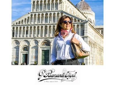 【QVCジャパン】イタリア、ピサで誕生したイタリア製ファッションアクセサリーブランド、バルサンティよりスカーフネックレスを3月20日(金)に発売開始