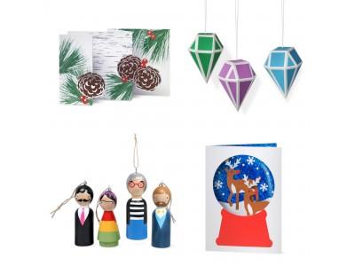 【MoMA Design Store】今年はクリスマス前に開催!ホリデーアイテムセール