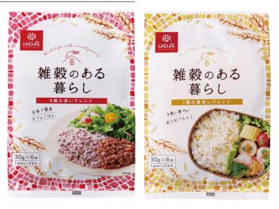 【ロフト】雑穀のある暮らし 新生活プロモーション