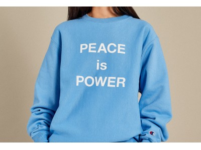 【MoMA Design Store】Yoko Ono『PEACE is POWER』コレクションを発売