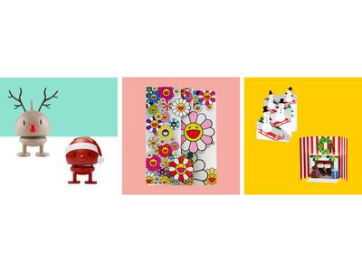 【MoMA Design Store】クリスマスカード&ホリデーデコレーションが入荷!