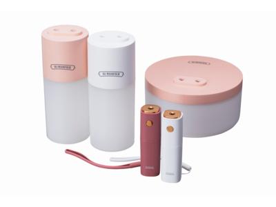【ロフト】1人1台の時代へ。持ち運び自在な充電式が主流。小型に特化したロフトおすすめ加湿器。