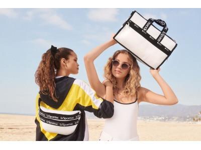「レスポートサック」から初の3Dメッシュ素材を採用したバッグが新登場。