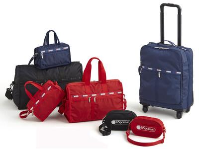 レスポートサックから「ヘリテージコレクション」が登場。ブランド初期のクラシカルなスタイル、カラー、ロゴテープを現代風にアレンジ。パッカブルバッグも展開。