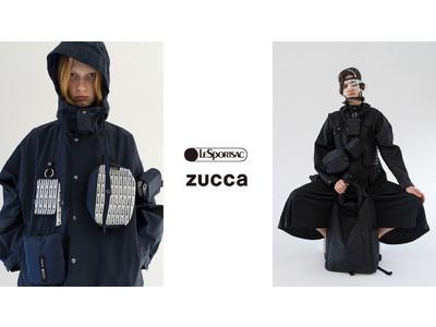 レスポートサックとファッションブランド「ZUCCa」がコラボ。2/10(水)発売。