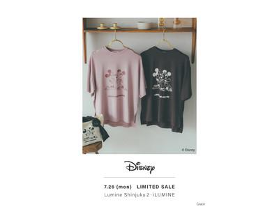 <スナイデル ホーム>「Mickey & Minnie」モチーフのコレクションがルミネ新宿2店・iLUMINE限定で初登場