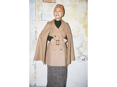 【LILY BROWN】10周年を迎えるリリー ブラウンがロゴを刷新し、「ヴィンテージ フィーチャー ドレス」の世界観をさらに進化