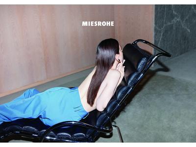マッシュスタイルラボより新レディースブランド「MIESROHE(ミースロエ)」が2022/SSデビュー!