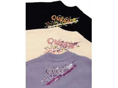 『SNIDEL』と『QUEEN』のフューチャリングコレクションが11月9日(金)に発売!