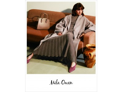 9月20日(金)「Mila Owen(ミラ オーウェン)」心斎橋OPA店がリニューアルオープン!オープンを記念して限定カラーアイテムを発売!