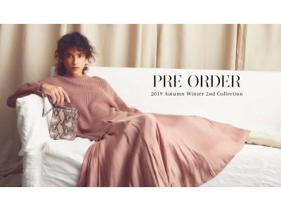 Mila Owen(ミラ オーウェン)2019秋冬の新作コレクションを9月26日(木)より先行予約開始!